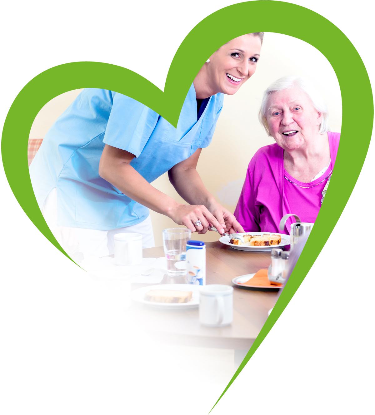 Pflegedienst Langenzenn: Essen Auf Rädern Langenzenn, Pflege Veitsbronn / Langenzenn